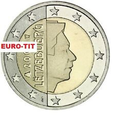 2 EURO    LUXEMBOURG    2002    PIECE    SUPERBE     LUXEMBOURG      disponible