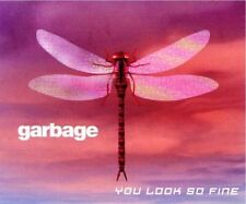 You Look So Fine by Garbage CD 1999 + 2 NON-LP TRAX Eric Kupper Mix