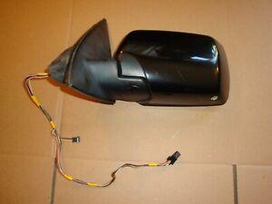 BMW X5 E53 LEFT DRIVER SIDE MIRROR BLACK PUDDLE LIGHT OEM 00 01 02 03 04 05 06