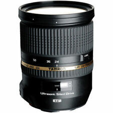 24-70mm Auto & Manual Zoom Camera Lenses