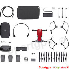 DJI Mavic Air Fly More Combo Bundle - Flame Red (CPPT0000017001)