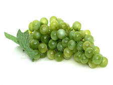 TOP QUALITY ARTIFICIAL LARGE GREEN GRAPE BUNCH