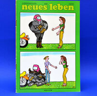 DDR Neues Leben 4 1981 Josipa Lisac Rund Prinzip Katrin Lindner Ku-Klux-Klan C