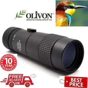 Olivon 8-24x40 Mono Zoom Monocular OL952555 (UK Stock)