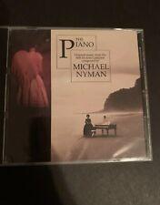 The Piano Michael Nyman CD Movie Soundtrack