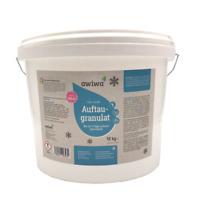Auftaugranulat Streusalz Ersatz eisfrei -50°C 10kg Streugut für Tierpfoten