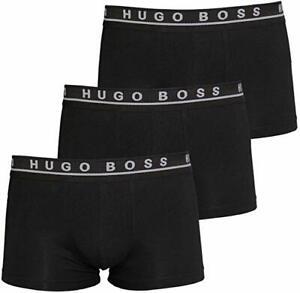 ✅ Hugo Boss Boxershorts 3er Pack Trunks Unterwäsche Unterhose ✅