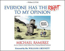 Everyone Has the Right to My Opinion: Investor's Business Daily Pulitzer Prize-W