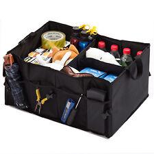 Car Trunk Cargo Organizer Bag Folding Caddy Storage Collapse For Ford GMC Nissan