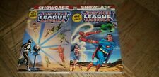DC COMICS SHOWCASE PRESENTS : JUSTICE LEAGUE OF AMERICA  VOL.1 & 2