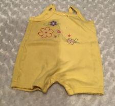 Carter's Baby Girl Romper Size 6 Months?  in EUC (BIN AD)