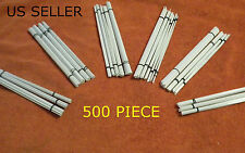 MEGA LOT 500 PIECE STRUCURAL STYRENE ANGLE, I BEAM, BARS, RODS, AND PIPES.
