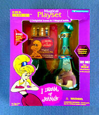 I DREAM OF JEANNIE BOTTLE MAGICAL PLAYSET NORTH POLE NASA OFFICE TRENDMASTERS