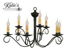 Washington 2-Tier Chandelier by Katie's Handcrafted Lighting - Colonial - NEW!