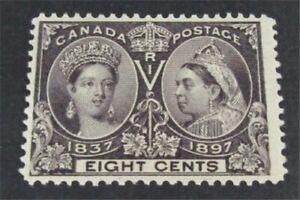 nystamps Canada Stamp # 56 Mint OG NH UN$540 VF   L23y2660