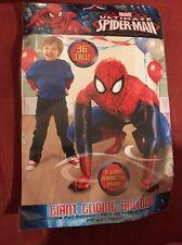"Ultimate Spider-Man Giant Gliding Balloon Marvel Super Hero 36"" Tall"