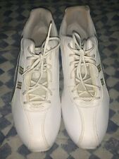 Asics Fencing Shoes White Size 10