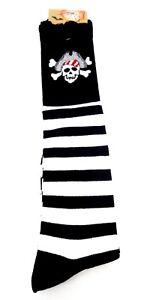 Halloween Knee Socks Ladies Hosiery Sizes 9 to 11 K Bell Acrylic Blend