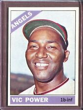 1966 Topps 192 Vic Power EX-MT #D200847
