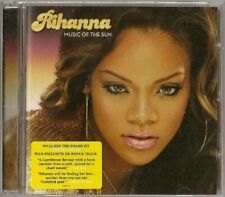 RIHANNA  ** MUSIC OF THE SUN ** + BONUS TRACK