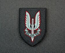 Premium Embroidered 22 SAS Regiment Winged Dagger Morale Patch UKSF Hereford