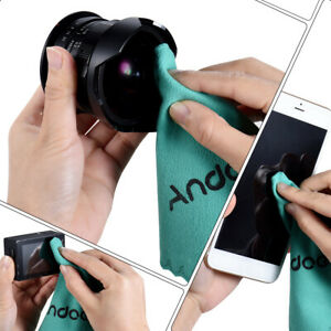 20PCS Andoer Cleaning Tool Lens Cleaner Cloth For iPhone 12 Canon Nikon DSLR