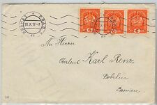 Czechoslovakia AUSTRIA Österreich -  POSTAL HISTORY Brief: COVER to BOSNIA 1917