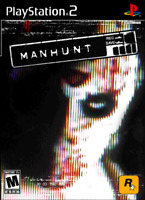 Manhunt PS2 | Sony PlayStation 2 PS2 Game | Complete w Manual CIB Tested Clean