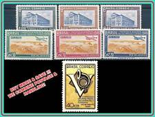BRAZIL 1946 Spain - Lat.America POSTAL CONGRESS  MNH  PLANES
