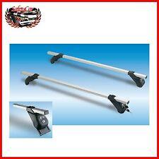 Roof Bars La Prealpina LP43 + set mounts Subaru Legacy SW 2009>