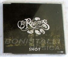THE RASMUS - SHOT - CD Single Sigillato Enhanced