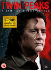 Twin Peaks a Limited Event Series DVD 5053083138752