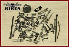 Yamaha yzf-r6 r6 rj03 99-02 - motor tornillos y tuercas de cabeza redondeada tornillos