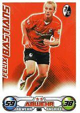 96 Felix Bastians - SC Freiburg - TOPPS Match Attax 2009/2010