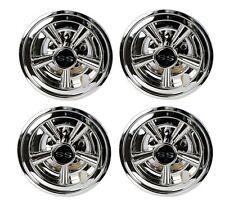 4pcs Golf Cart 8 Inch Ss Wheel Cap For Club Car EZGO W/ 8 Inch Golf Cart Wheels