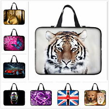"""11"""" 11.6"""" 12 Sleeve Case Bag Handle Carry Cover for HP Laptop Notebook Tablet PC"""