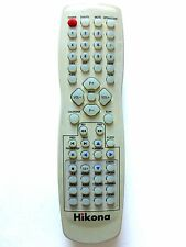 HIKONA TV/DVD COMBI REMOTE CONTROL RC1145514/00 for TC1400