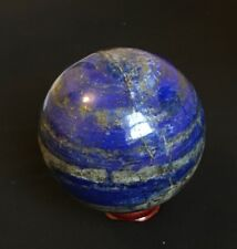 Lapis Lazuli Stone Ball From Afghanistan (660gm)