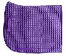 PRI MONARCH DRESSAGE PAD Purple/Black