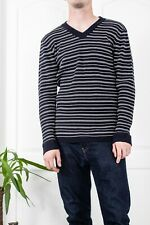 ddc32f9ce54 Yves Saint Laurent Striped Jumpers & Cardigans for Men for sale | eBay