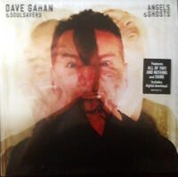 VINYLE ALBUM DAVE GAHAN & SOULSAVERS (DEPECHE MODE) ANGELS & GHOSTS NEUF/BLISTER