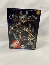 Ultima Online: Lord Blackthorn's Revenge Box Set (Pc, 2002) with Figure