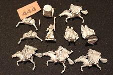 Games workshop señor de los Anillos LOTR montado Gandalf paquete Repuestos Metal Joblot