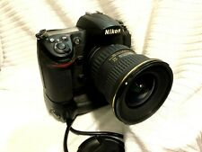 Nikon D300  Digital SLR Camera + battery grip & Tokina SD 12-24 F4 (IF) DX Lens
