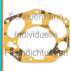 Guarnizione Coperchio carburatore Zenith 32 Ndix Porsche 356 Unimog 404, DKW
