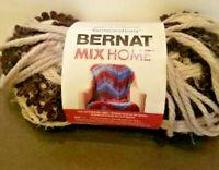 """6 Skein LOT Bernat home yarnspirations """"gravel road"""" Bulky 183 yds 5 bulky"""