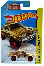 2015 Hot Wheels #123 HW Off-Road HW Hot Trucks Subaru BRAT KMART EXCLUSIVE