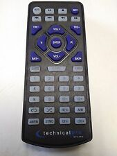 Original Technical Pro REMOTE CONTROL for most Hybrid Receivers