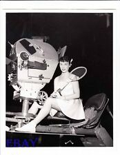 Gussie Moran leggy tennis player VINTAGE Photo Pat And Mike