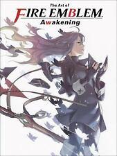 The Art of Fire Emblem: Awakening (English) HARDCOVER Book from Nintendo Game